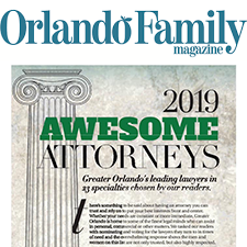 Jordan Law Awarded as Awesome Attorneys