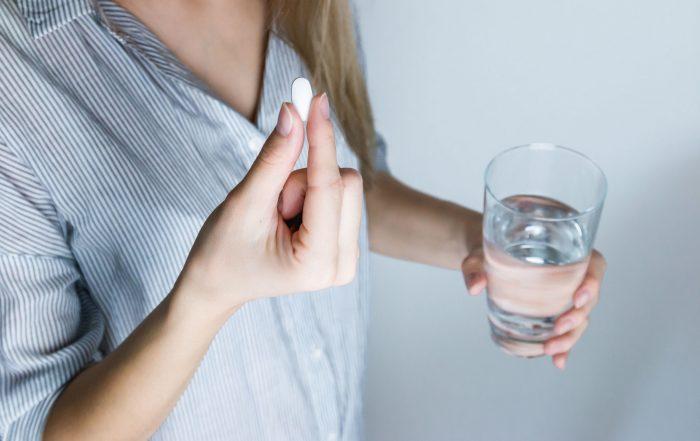 Make sure you notify school about your prescriptions